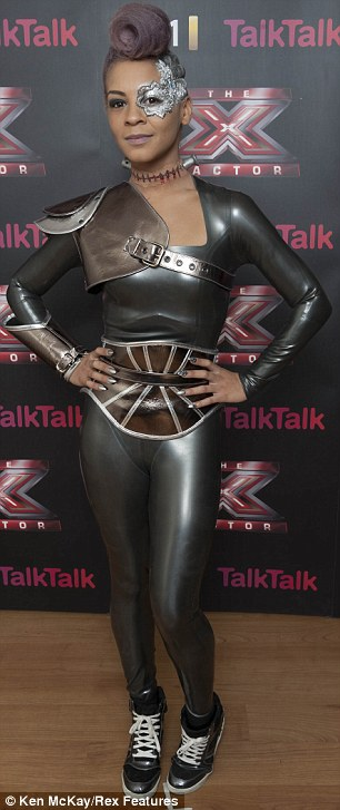 Jade wearing Libidex Catsuit