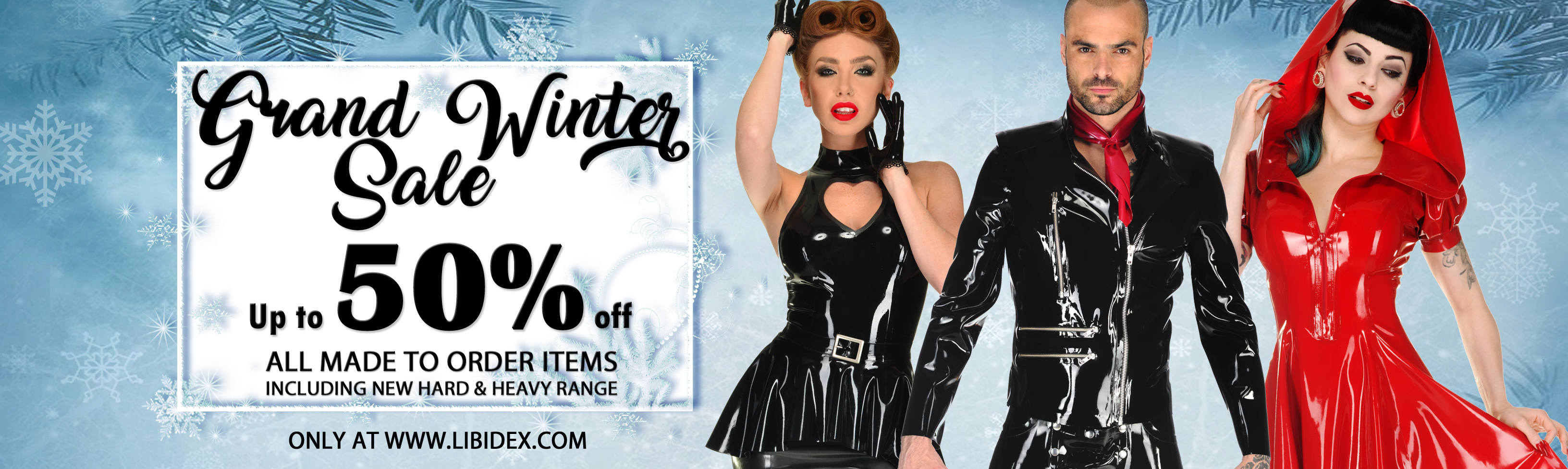 GRAND WINTER SALE