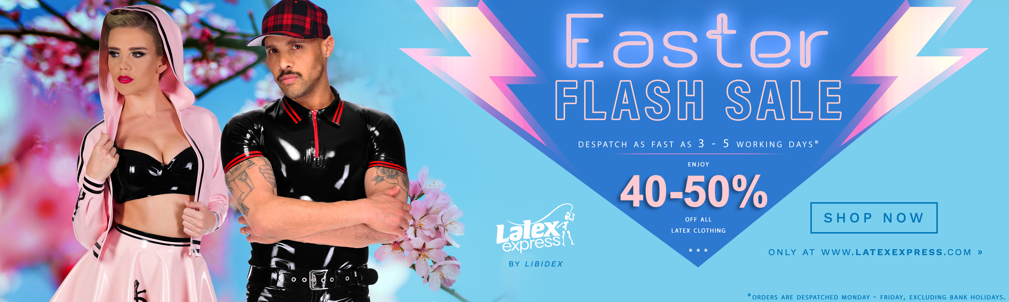 EASTER FLASH SALE 2020