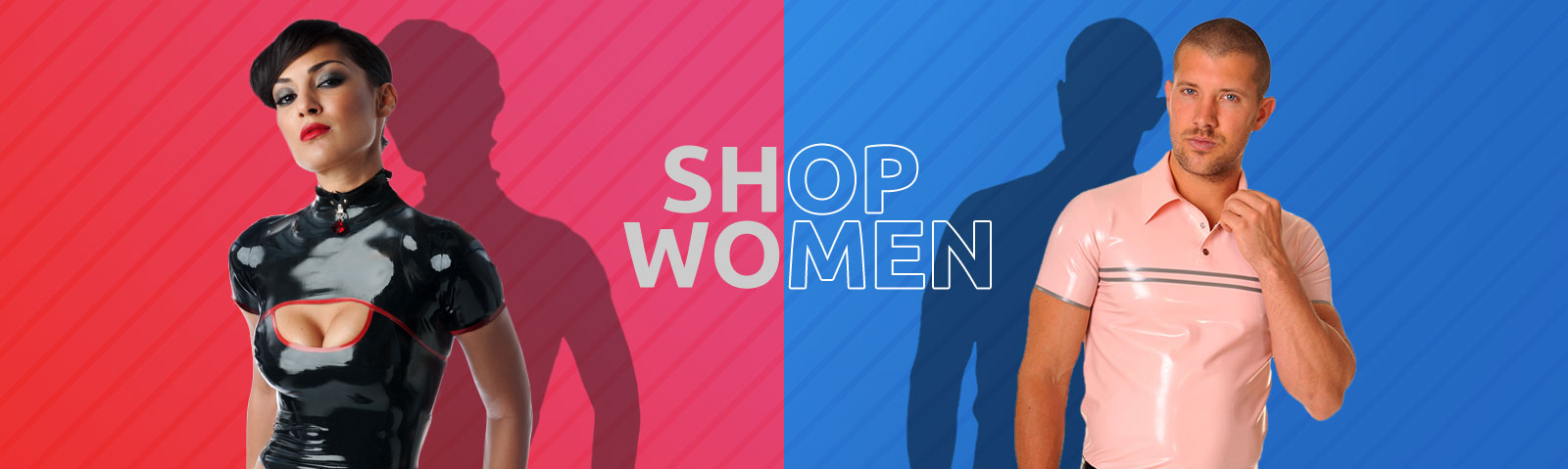 Shop Women/Men